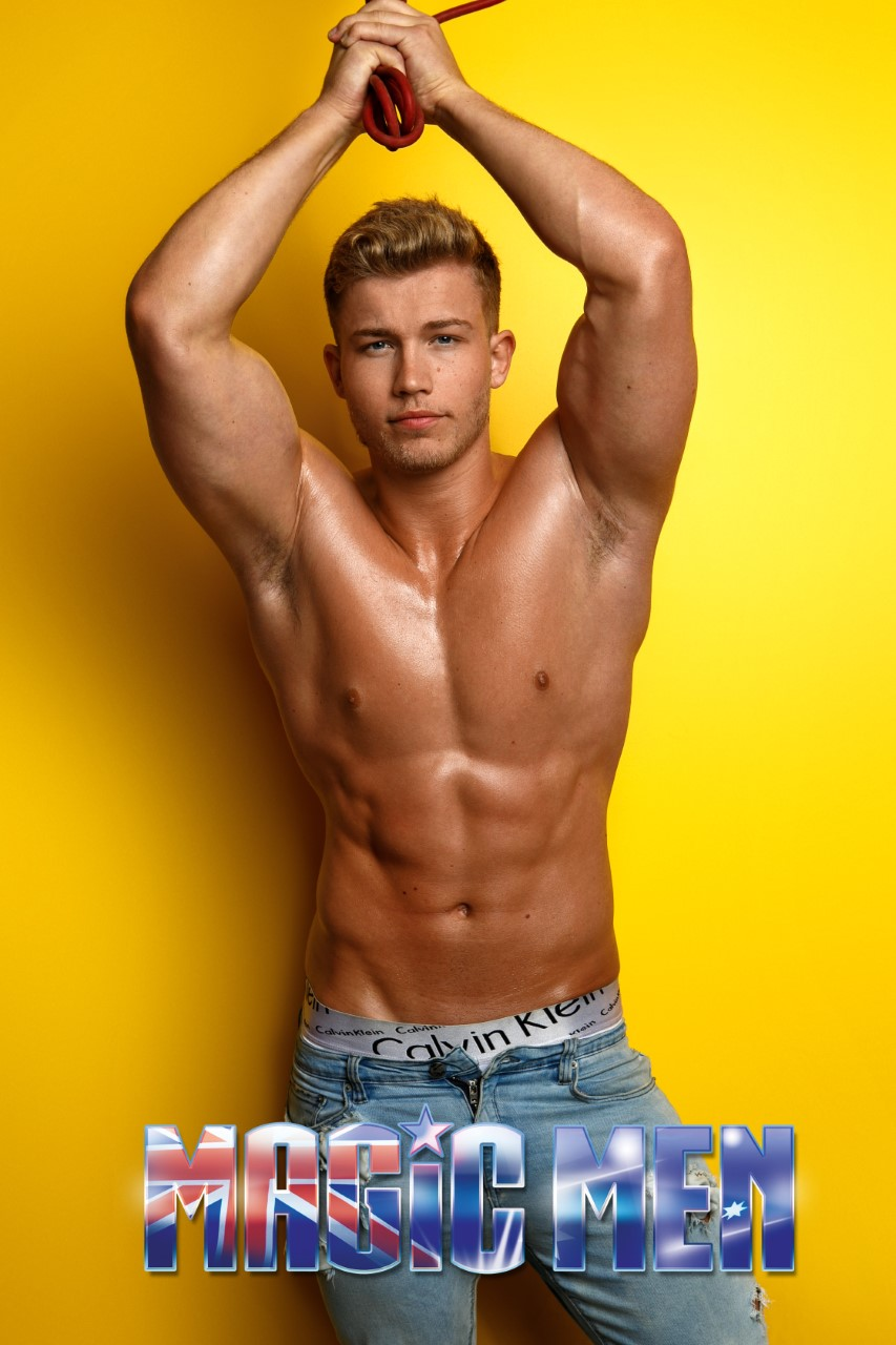 Male strippers usa