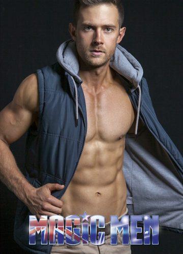 Melbourne Topless waiter Brendan