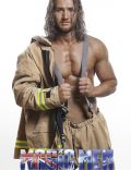 Ash in fireman costume